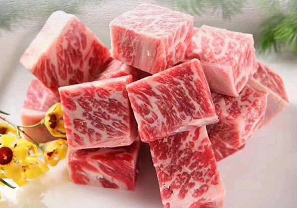牛肉片食材